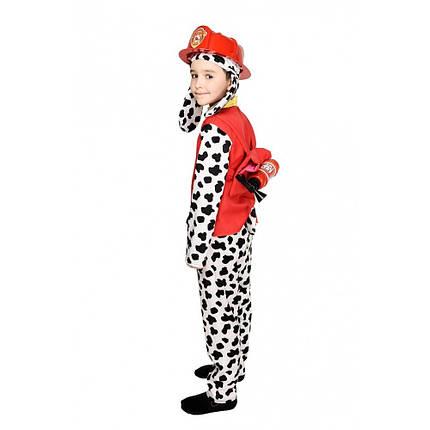 """Детский карнавальный костюм """"МАРШАЛ ЩЕНЯЧИЙ ПАТРУЛЬ"""" для мальчика, фото 2"""