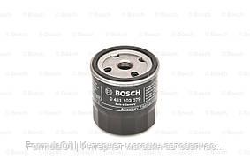 BOSCH (LV) P3079 Фильтр масляный OPEL SAAB ROVER, 0 451 103 079