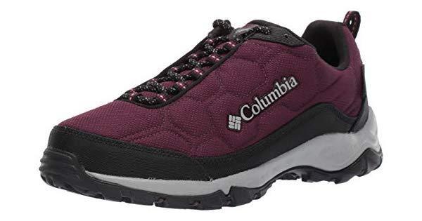 Женские кроссовки Columbia Campismo Firecamp III Waterproof
