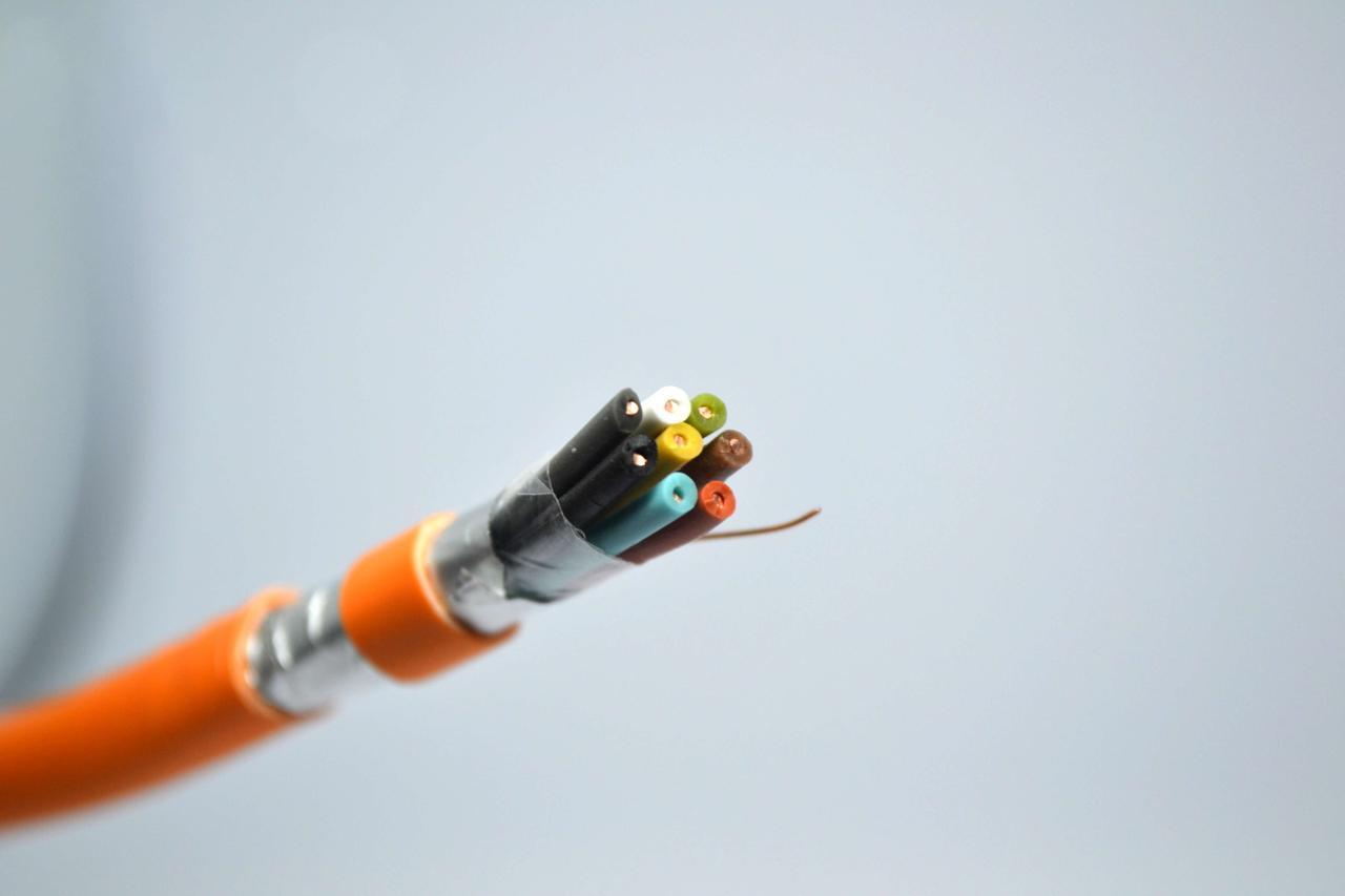 Кабель сигнальный огнестойкий JE-H(St)H FE180/E90 4*2*0,8