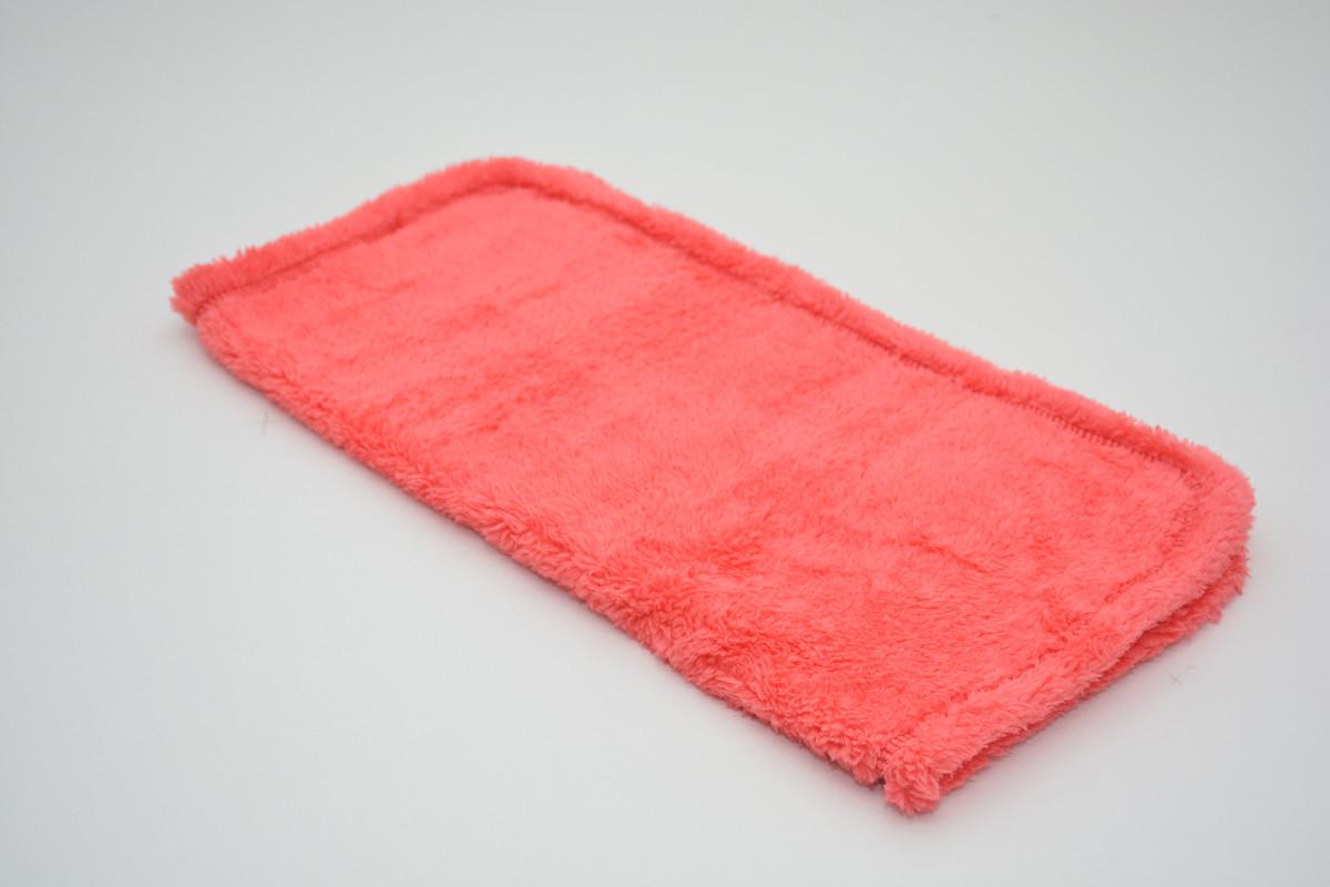 Плед одеяло для собак и котов Флис малиновый