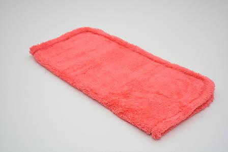 Плед одеяло для собак и котов Флис малиновый, фото 2
