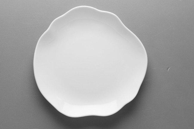 Тарелка фарфоровая мелкая Lubiana Stone age 280мм