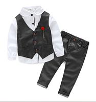 Детский нарядный костюм для мальчика 100