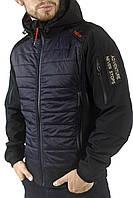 Мужская куртка windstopper Freever черная, синяя, хаки, фото 1