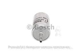 BOSCH (LV) F5316 H=156mm Фильтр топливный AUDI SEAT SKODA Fabia VW Polo (без защелок), 0 450 905 316