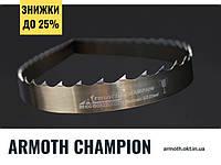 Armoth Champion 32x1,07 ленточное полотно (стрічкові пили) для пилорамы по дереву