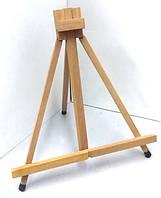 Мольберт универсальный, настольный, деревянный (M14)