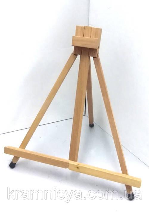 Мольберт настільний дерев'яний М- 14. Купити