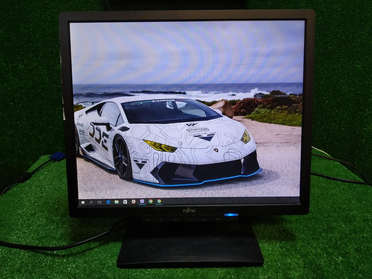 Монитор 19 Fujitsu e19-6 LED уценка, реальные фото