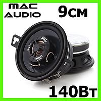 Автомобільна акустика MAC AUDIO MAC MOBIL Street 87.2 9см 140Вт