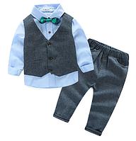 Детский  костюм для мальчика  110, 130, 140, 150, фото 1