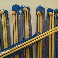 Спицы длинные бамбуковые №5,0