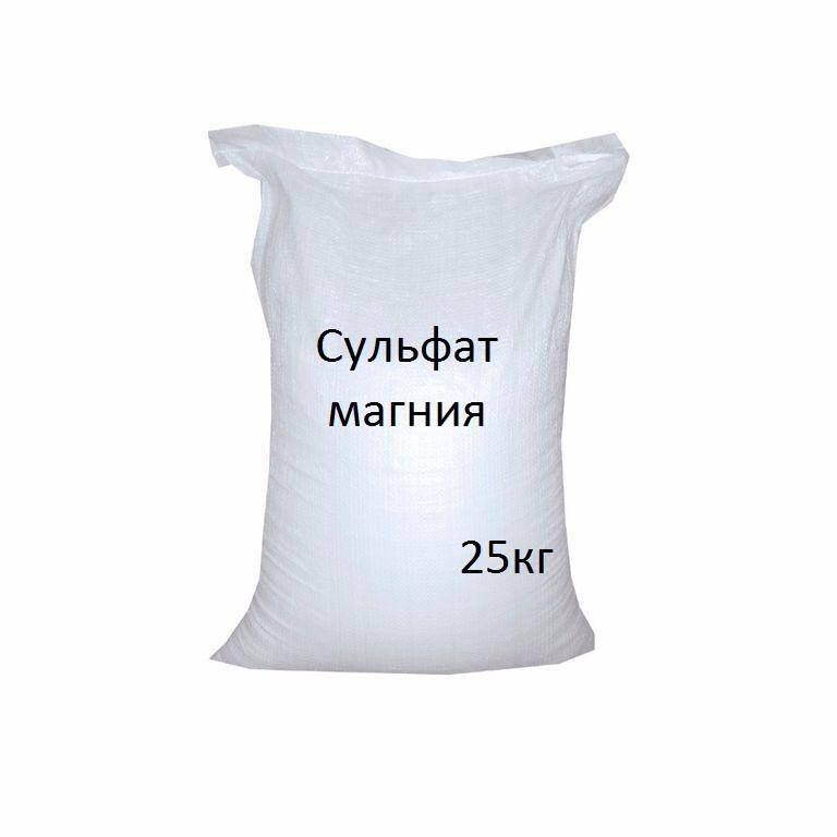 """Сульфат магния 25 кг """"ОВИ"""""""