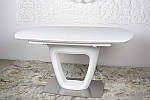 Стол Ottawa (Оттава), белый керамика (Бесплатная доставка), Nicolas, фото 3