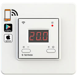 Терморегулятор Terneo SX с Wi-Fi