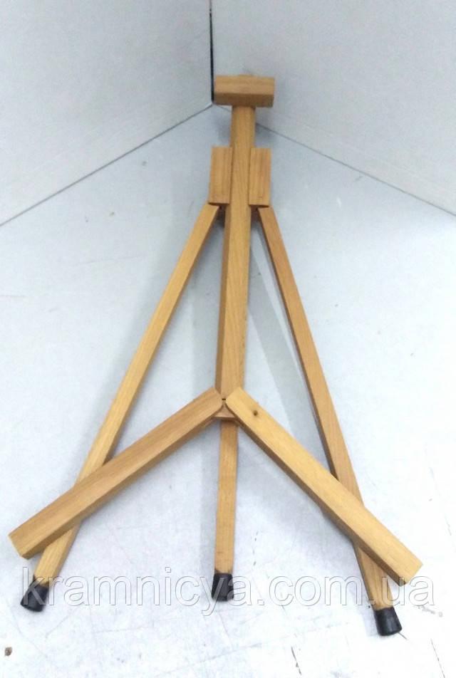 Мольберт настільний дерев'яний. Купити
