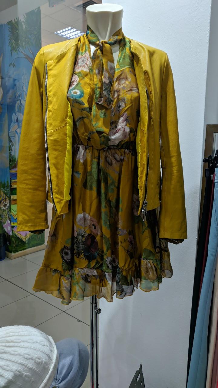Куртка кожа Imperial V3025219