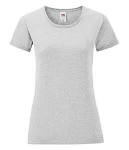 Женская футболка Iconic M, 94 Серо-Лиловый