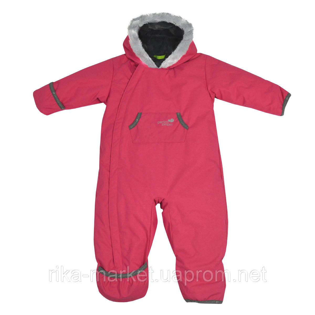 Термокомбинезон Perlimpinpin для девочки, арт. VH267 СO, возраст от 6 до 24 месяцев
