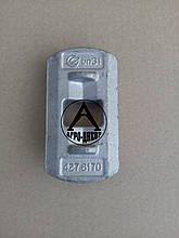 4278170 Пластина опорная дисковой бороны Lemken Rubin