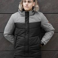 Куртка мужская теплая Levyy bereg, l,s