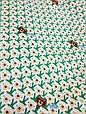 Трикотаж детский (хлопковая ткань) медвежата (ширина 195 см ), фото 2