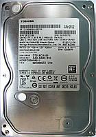 Жесткий диск HDD 1TB 7200rpm 32MB SATA III 3.5 Toshiba DT01ACA100 уценка 5H3VSS7G