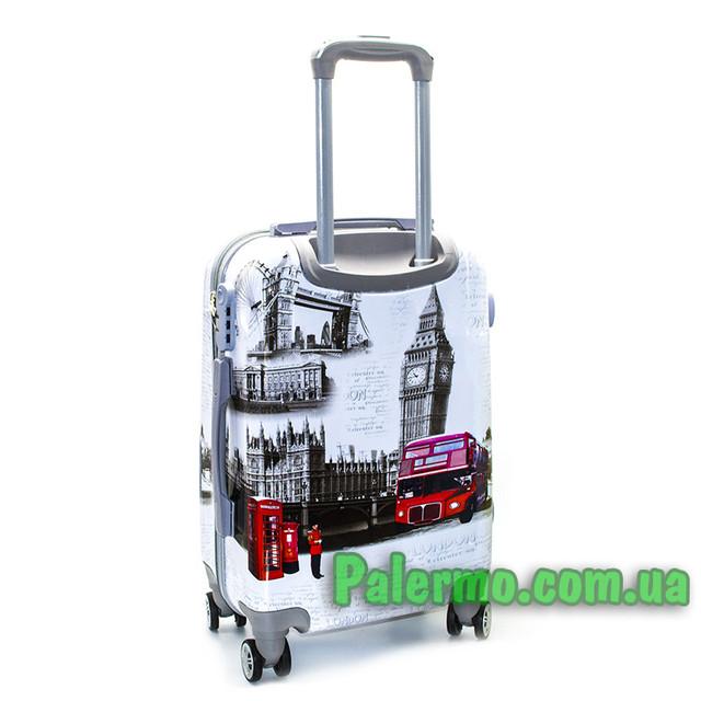 пластиковый дорожный чемодан Trafalgar