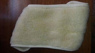 Пояс з овечої шерсті з резинками