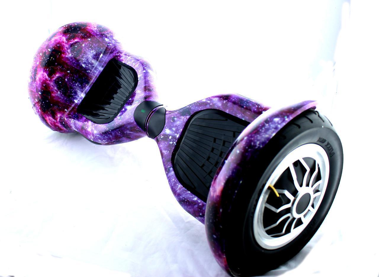 Гироборд Фиолетовый Космос Гироскутер Сигвей Гіроскутер гіроборд сігвеї 10