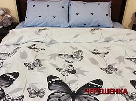 """Полуторный набор постельного белья 150*220 из Бязи """"Gold"""" №157464AB Черешенка™, фото 2"""