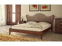 ✅ Деревянная кровать Л-217 140х190 см ТМ Скиф