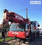 Автокран Liebherr LTM 1055 2008р., фото 3