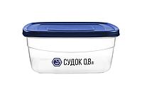 Судок 0,8 л синій (арт. 90и)