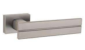 Ручка дверная Tupai LINA 1 2736 RT матовый никель (Португалия)