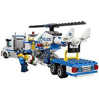 """Конструктор BELA (LEGO) """"Перевозчик вертолета"""" 410 деталей, 10422"""