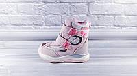 """Термо ботинки для девочки """"Tom.m"""" Размер: 25,27,28, фото 1"""