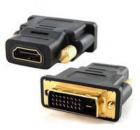 Переходник DVI-D штекер- HDMI гнездо