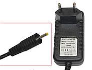 СЗУ 5V Планшеты, GPS 2A (Тонкий штекер) 2,5мм.