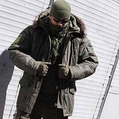 Куртки зимние и термобельё