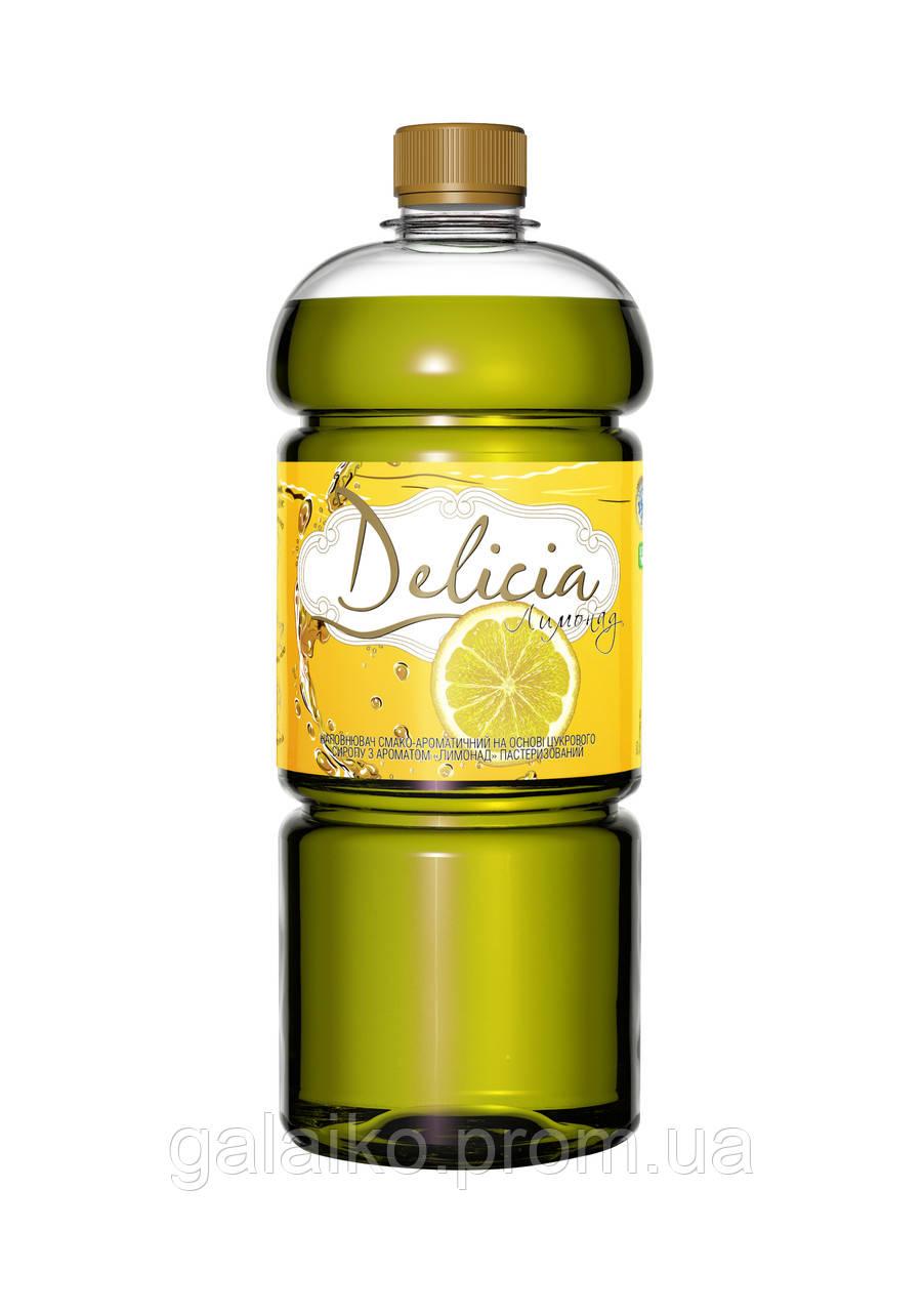 Лимонад наповнювач сироп 1л пет