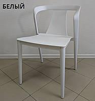 Cтул пластиковый IVA (Ива) белый полипропилен Nicolas, фото 1