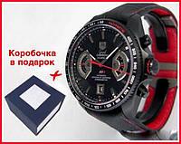 Механические Tag Heuer Grand Carrera 17 calibre мужские наручные часы каррера