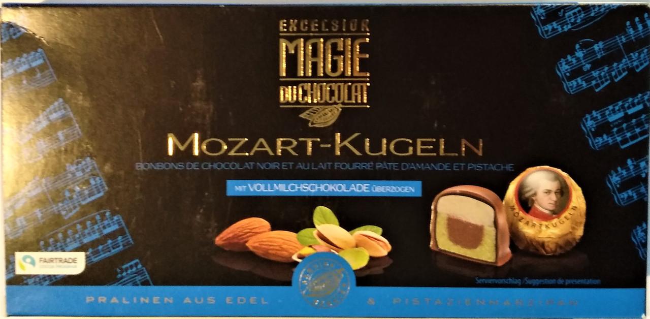 Шоколадные конфеты Excelsior Magie Mozart-kugeln 200 g