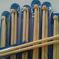 Спицы длинные бамбуковые №7,0