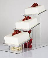 Декоративная витрина для торта