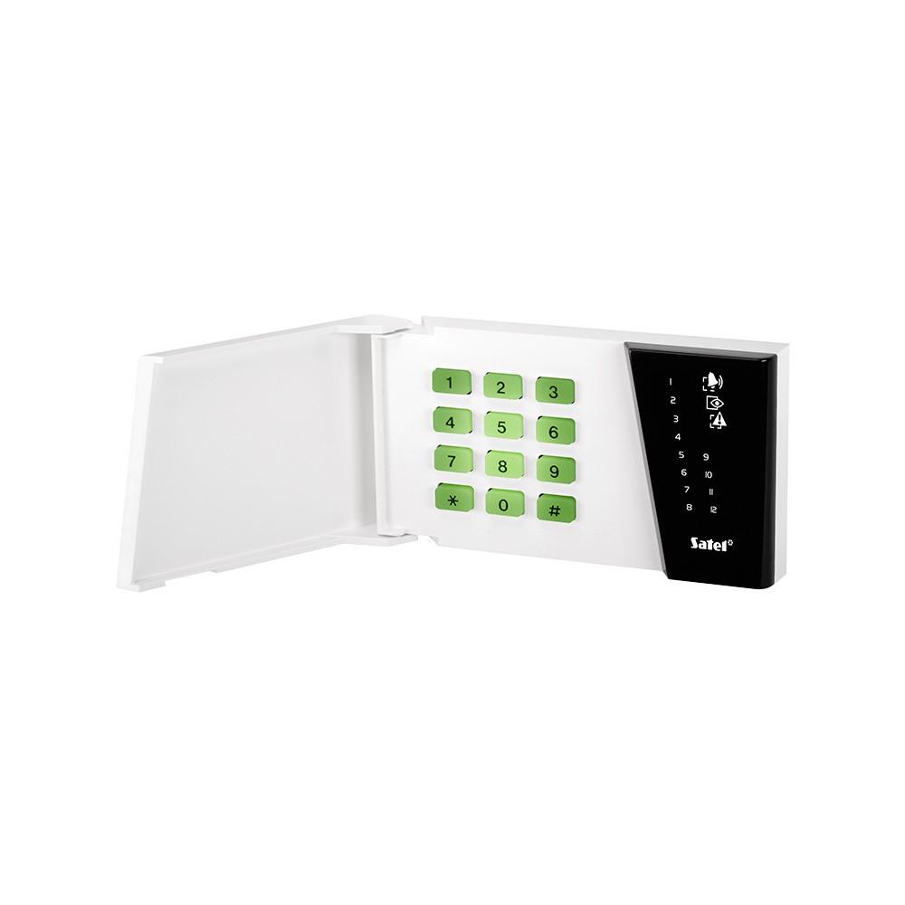 Проводная светодиодная клавиатура Satel CA-10 KLED