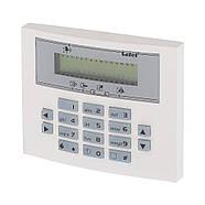 Проводная ЖКИ-клавиатура Satel INT-KLCDS-BL, фото 3