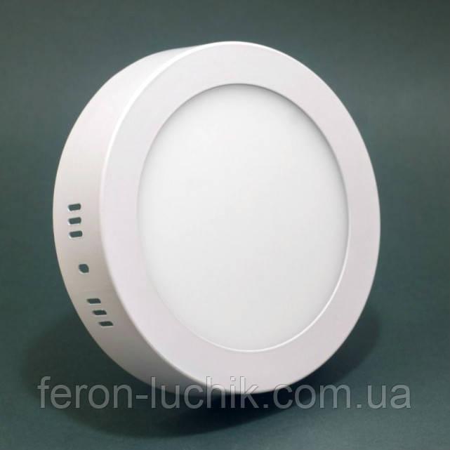 Накладной светильник LED 18W HOROZ 4200K, 6000K CAROLINE-18